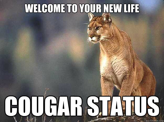 At What Age Does A Woman Become A Cougar Being Kindra