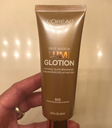 True Match Lumi Glotion Natural Glow Enhancer by L'Oreal #17